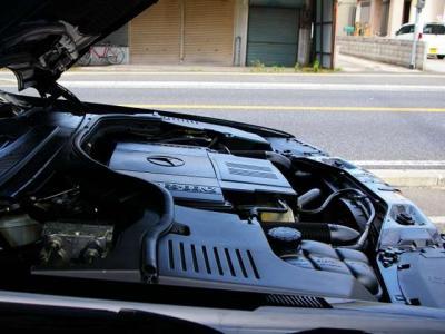 ★静寂性と扱いやすさ、そして高回転域の独特のDOHCサウンドには未だにファンの多い名機「M119エンジン」の真骨頂♪ ★アイドリングも安定しており、吹き上がりもDOHCエンジンらしいメリハリがあります♪