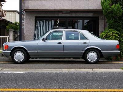 ★コレクターズアイテムの名車W126を是非貴方の「お宝」にして下さい♪ ★日本全国ご納車いたします。どうぞお気軽にお問合せ下さい♪