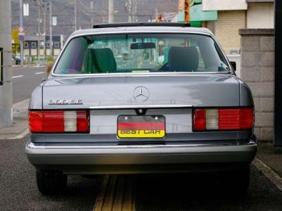 ★これぞメルセデスのリアビュー♪ ★これから末永く大切に乗られる貴方をお待ちしております♪ さあ、「歴代名車」と暮らす楽しい人生、始めませんか(*^_^*)!!