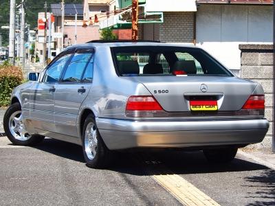 ★コンディションの良いS500Lをご検討の方、ぜひ現車をご覧下さい♪ ★全てにおいて「最上」を使命に造られたメルセデスの歴史に輝く「名車」の一つです♪