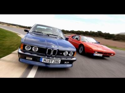 BMW M635&M1