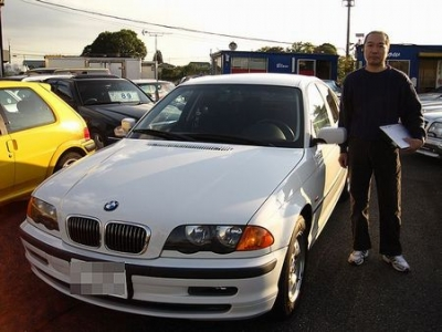 Sさま!BMWご成約誠にありがとうございました!