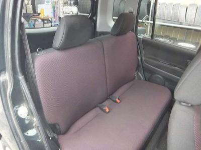 ☆ゆったりと乗れる後席シートです!