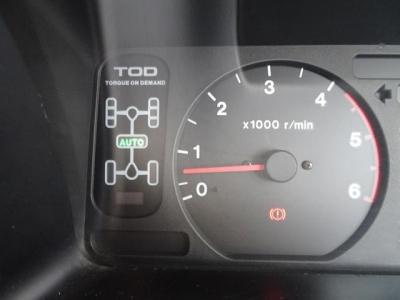 電子制御トルクスプリット4WD!