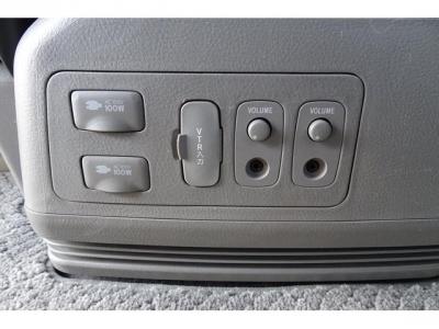 VTR入力&AC10Vコンセントが2個付いており、とても助かります!