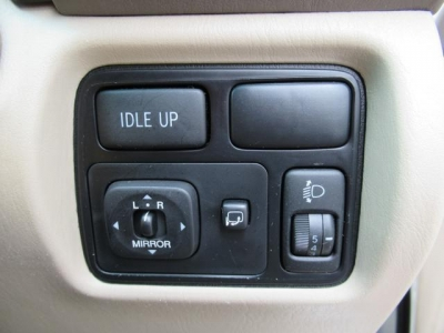 電動格納ドアミラー&IDLE UP付!もちろん動作確認済です!