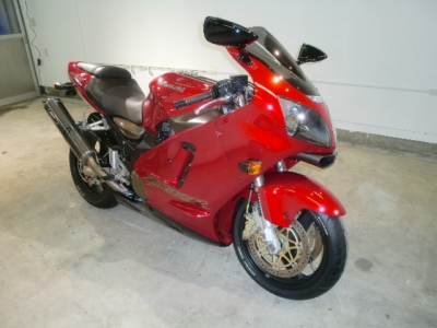 カワサキZ�12R CR−1バイクコーティング施工!