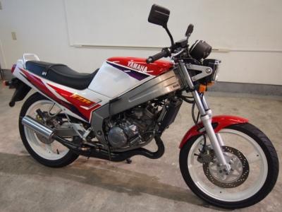ヤマハTZR125 CR−1バイクコーティング施工