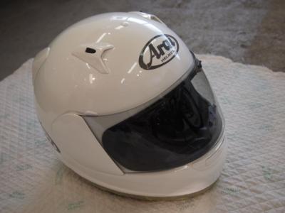 ヘルメットコーティング!
