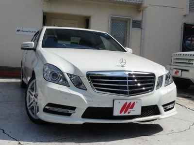 メルセデスベンツ E350 BlueTEC AVANTGARDE Limited 国内限定50台 AMG Sport package& RADER SAFETY package