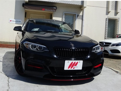 BMW M235iクーペM- Performance Special Paint