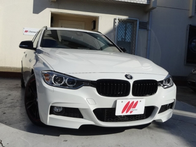 BMW 320d TOURING M-Sport  Special Paint