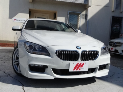 BMW 640i GRANCOUPE` M Sport package