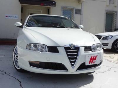 アルファロメオ GT 2.0JTS Selespeed ホワイトエディション 国内限定30台