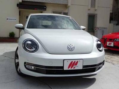 フォルクスワーゲン The Beetle Cabriolet Exclusive 国内限定50台