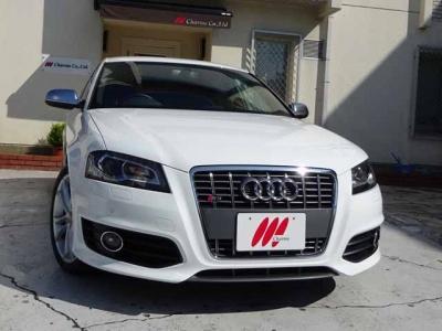 アウディ Audi S3 Sportback本革仕様 最終モデル
