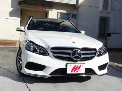 メルセデスベンツ E350 ANANTGARDE AMG Sport package