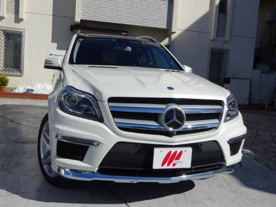 メルセデスベンツ GL550 4MATIC AMG  Exclusive  package