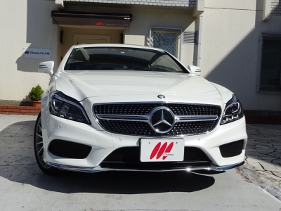 メルセデスベンツ CLS550 4MATIC Shooting Brake AMG Line
