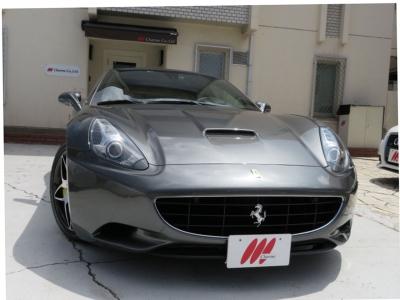 フェラーリ Ferrari California F1 DCT