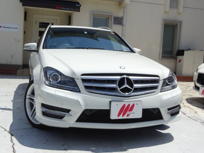 メルセデスベンツ C350 BlueEFFICIENCY STATIONWAGON ANANTGARDE AMG Sport package