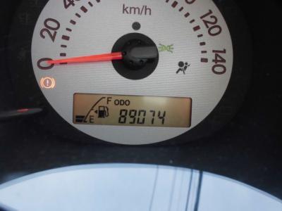 走行8.9万キロですが調子の良いエッセです