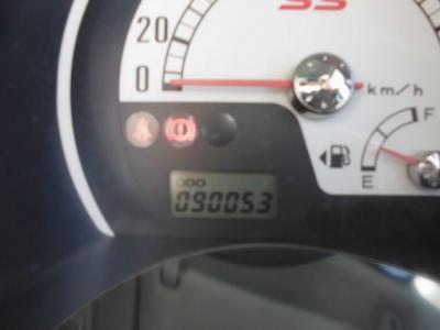 走行距離90053Kmです!調子の良いSSです