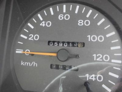 走行5.9万キロの低走行です