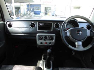 ラパンSSは運転しやすい車輌です。180cmの自分でも余裕をもって運転が出来ます!