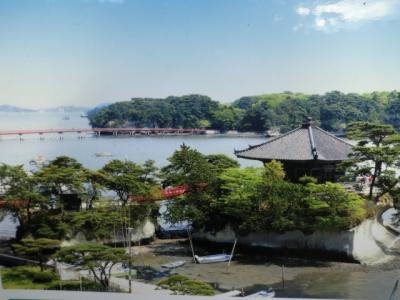 最終日は日本3景の松島に1泊!
