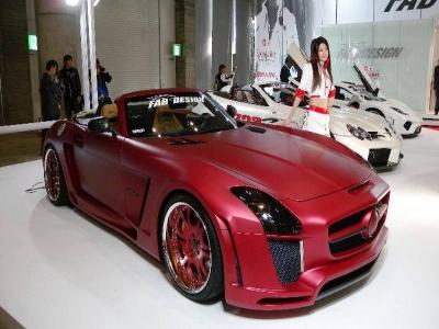 TOKYO AutoSalon 2013  CAMARO   No:0440