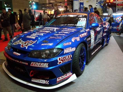 TOKYO AutoSalon 2013  CAMARO      No:0258