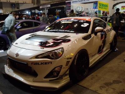TOKYO AutoSalon 2013  CAMARO      No:0268