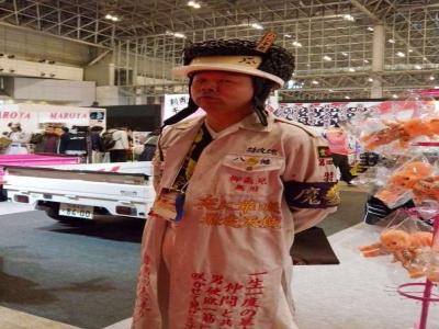 TOKYO AutoSalon 2013  CAMARO       No:0274