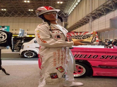 TOKYO AutoSalon 2013  CAMARO       No:0277