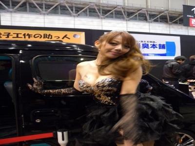 TOKYO AutoSalon 2013  CAMARO       No:0283
