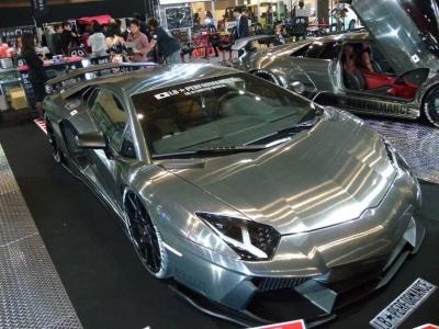 TOKYO AutoSalon 2013  No:0394
