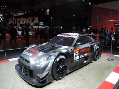 NISSAN GT−R NISMO GT500」