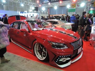 2014'Tokyo Auto Salon in MAKUHARI