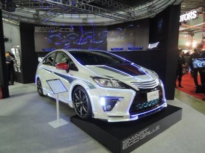 2015'東京モーターショーin幕張
