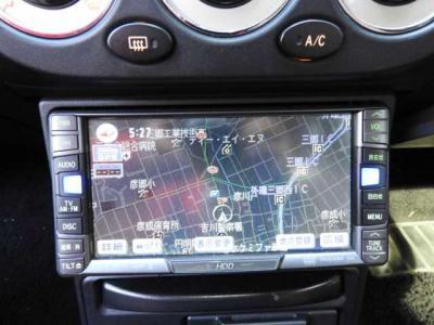 純正ハ-ドトップ 本革シ-ト HDDナビ ETC タイミングチェ-ン 6速 フォグランプ 練習用やサーキットの入門用にどうぞ!