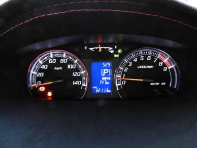 BoldWorldエアサス k-breakフルエアロ マフラ- 加工ヘッドライト内装張替ナビ エアクリ 加工LEDヘッドライト 社外テ-ル ダッシュからル-フ、ドア内装フル張替イベント仕様のLA100