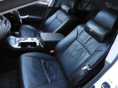 車高調 マフラ- エアロ 純正HDDナビ 地デジTV HID ETC Bluetoothオ-ディオシャコタンでバリっと決まった綺麗な200クラウン!!走行も4万km台で程度もGood!!