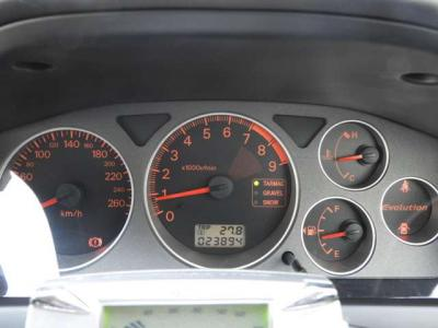 実走行2.4万km ワンオ-ナ- HID ブレンボキャリパ- 280馬力 Defi追加メ-タ-ファイヤ-スポ-ツ製フロントバンパ- 走行が少ない希少なCT9Aエボ8!! http://www.misato-garage-r.com/