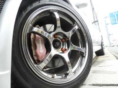 車高調 エアクリ マフラ- ラジエタ- 社外ボンネット GTウィング アドバンAW動画、改造内容はコチラ http://www.misato-garage-r.com/