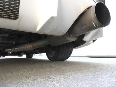 GarageHRSブ-ストUP 強化クラッチ ラジエタ- エアクリマフラ- 追加メ-タ-新品燃料ポンプ カ-ボンボンネット GTウィング 社外フルエアロ アンダ-補強バ- 社外タ-ビンアウトレット