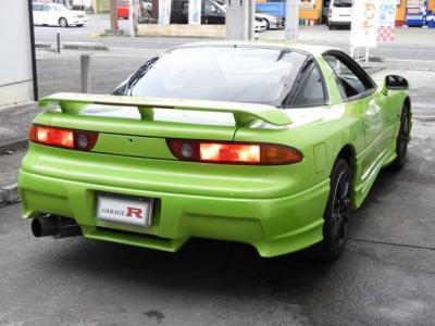 Varisフルエアロ HKSエアクリ ブロ-オフバルブ マフラ- RAYs17インチ希少な低走行GTOツインタ-ボ5MTが入庫!!