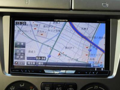 HDDナビ 地デジTV DVD再生 Bluetooth接続 HID ETC キ-レス Sシフト動画、改造内容はコチラ http://www.misato-garage-r.com/