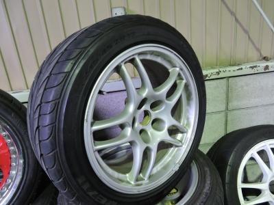 R33 スカイラインGTR 純正アルミホイールセット R33 GT-R 純正4本セット