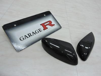 RXー8 SE3P リアルカーボン  ドアミラーカバー